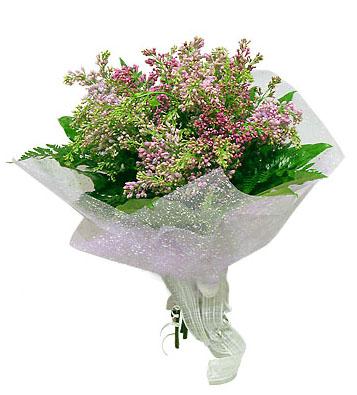Цветы букет сирени невесты один